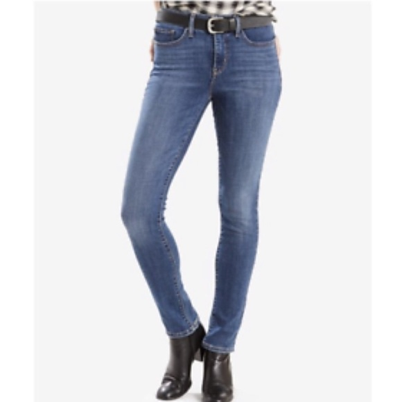 Levi's Denim - Levi's 311 Shaping Skinny Ankle Jeans Size 29